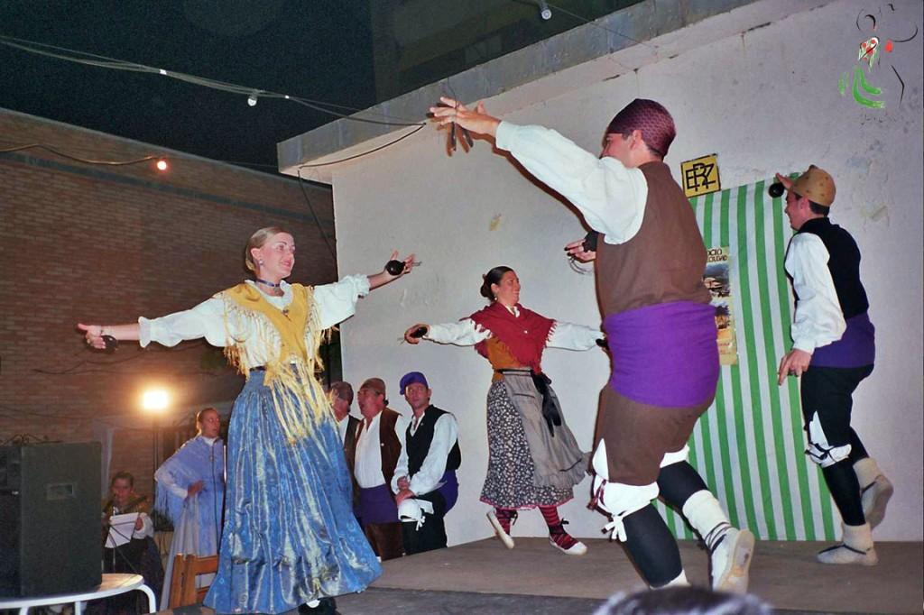 Agrupación Folklorica Estirpe de Aragonia