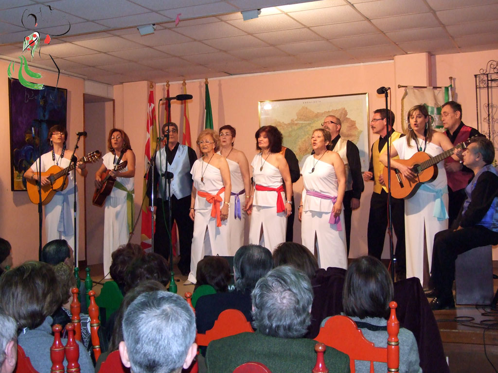 Grupo folklorico Zarcillo